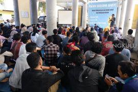 Kuliah bersama rakyat bahas dampak PLTUB Bengkulu