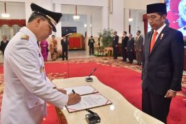 Saran Rektor UNIB untuk Gubernur Bengkulu Rohidin Mersyah