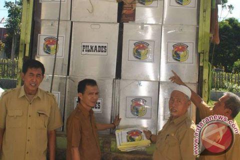 Cetak surat suara Pilkades di Mukomuko tuntas Agustus