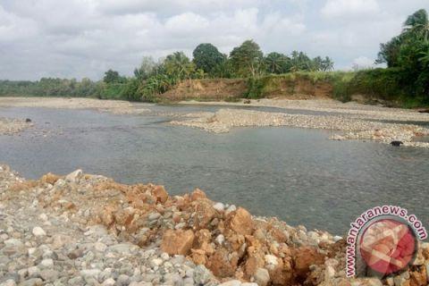 Mukomuko minta dukungan bangun penahan erosi sungai