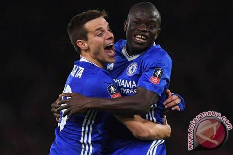 Kante: Saya nyaman di Chelsea