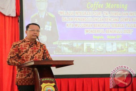 Gubernur Minta Bupati Permudah Program Strategis Nasional