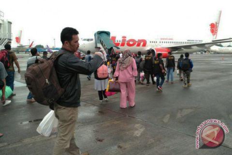 Delay Lion Air tidak kenal waktu