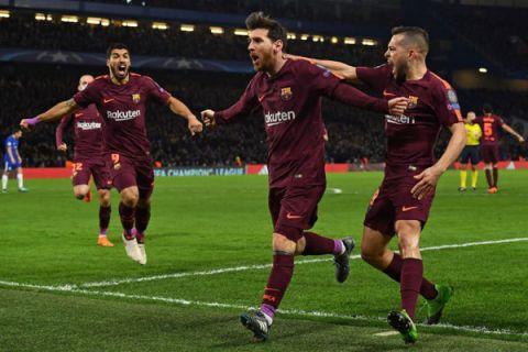 Liga Champions - Barcelona bermain imbang 1-1 di markas Chelsea