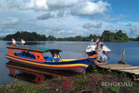 Objek Wisata Danau Nibung