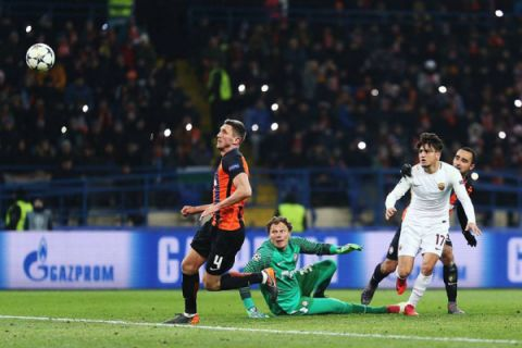 Liga Champions - Shakhtar berhasil tundukkan Roma 2-1
