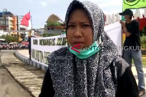 Aktivis : Ijon Politik perparah kerusakan bumi