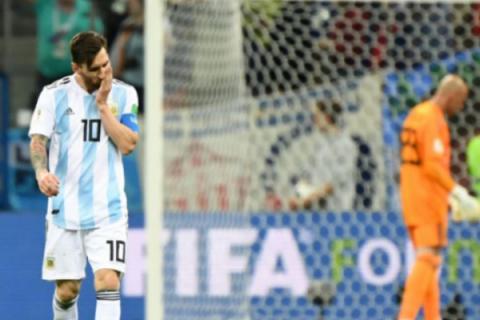 Kroasia bantai Argentina 3-0