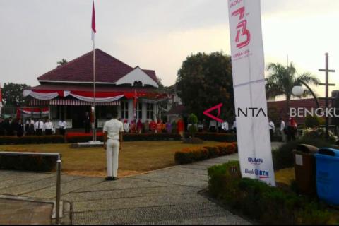 BUMN Hadir - BUMN gelar upacara di rumah pengasingan Bung Karno