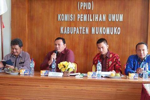 KPU Mukomuko tetapkan calon anggota legislatif