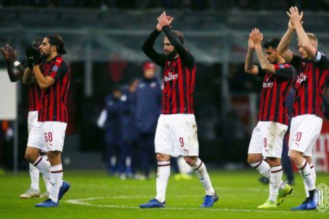 Kalah di kandang Olympiakos buat Milan tersingkir dari Liga Europa