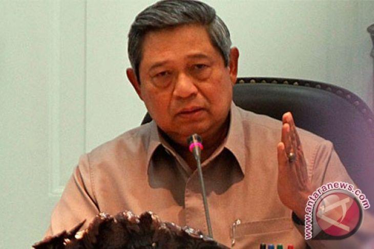 Nahh... SBY laporkan pengacara Novanto ke Bareskrim