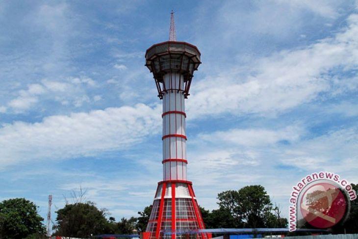 Menara pemantau tsunami