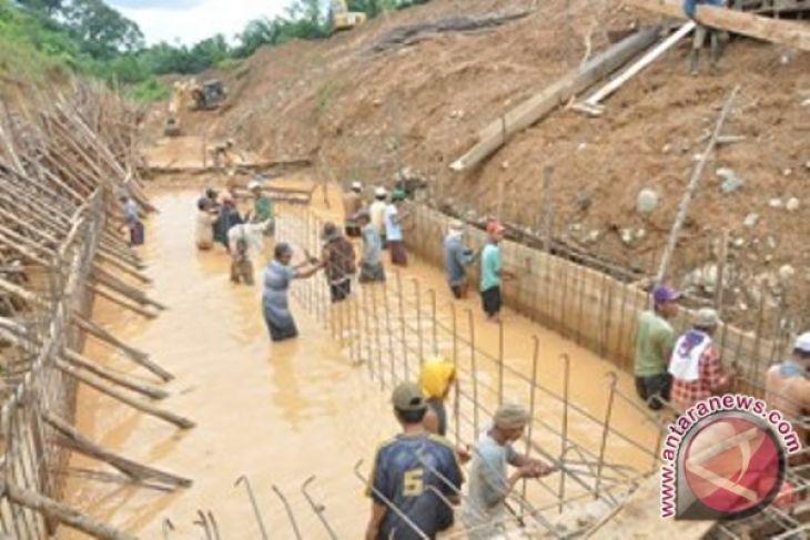 Bengkulu usulkan pembangunan irigasi Rp2,7 miliar