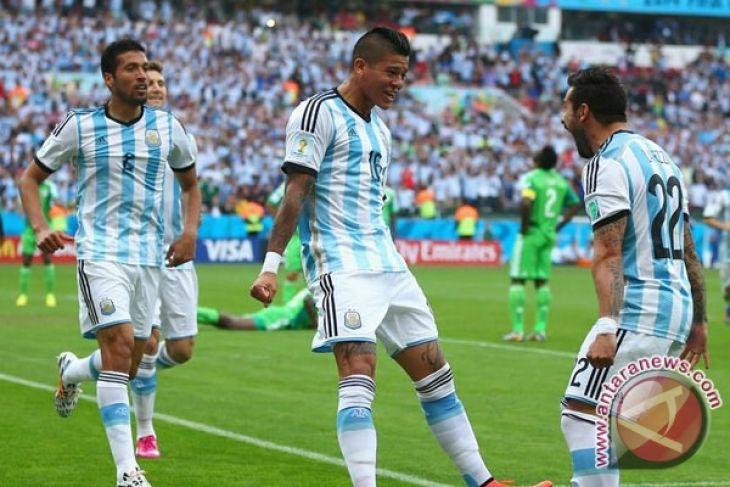 Argentina terlalu tangguh bagi Irak