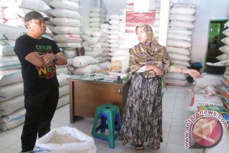 Stok beras Rejang Lebong  2.308 ton