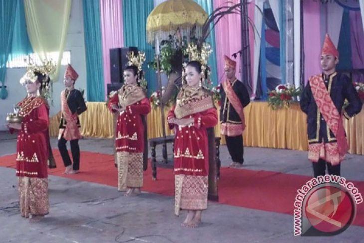 Image result for tari kejei bengkulu