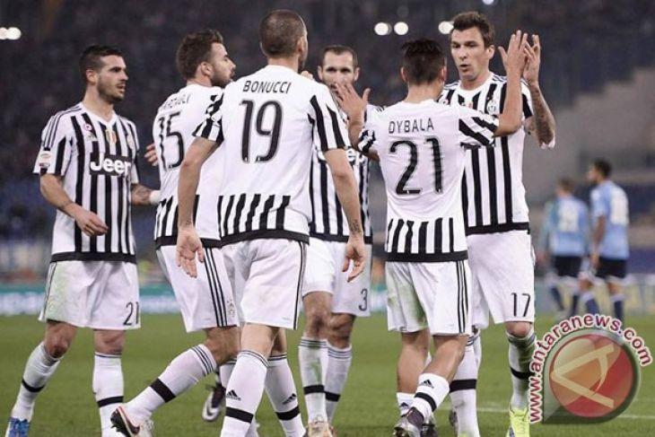 Dua gol Dybala bawa Juventus puncaki Liga Italia