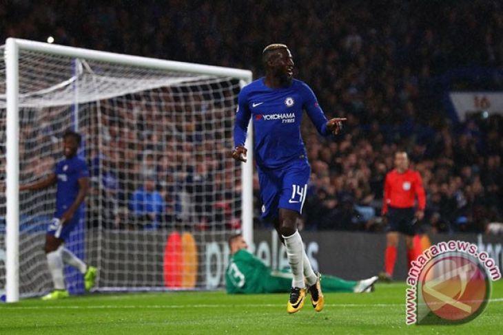 Chelsea Petik Kemenangan 3-1 Atas Huddersfield