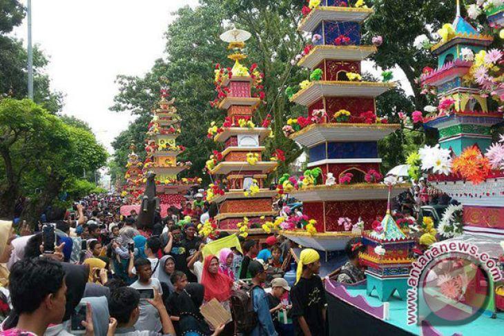 Festival Tabut Magnet Wisata Budaya Bengkulu
