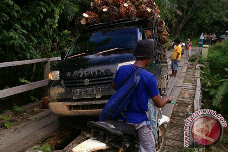 Petani Bengkulu keluhkan harga sawit bervariasi