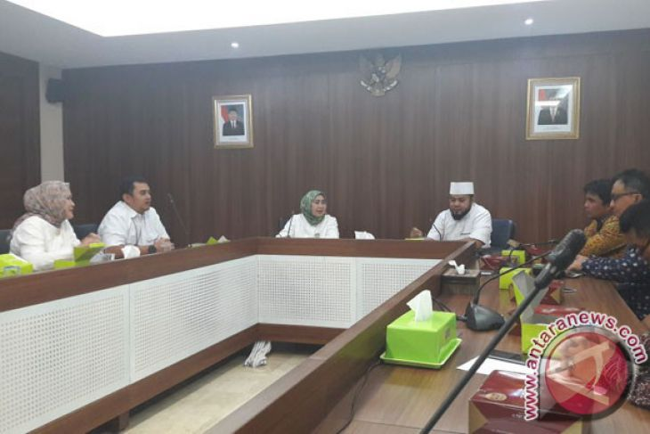 Wako Bengkulu Ke Pusat Rampungkan Proyek Kawasan Pemukiman Sumber Jaya