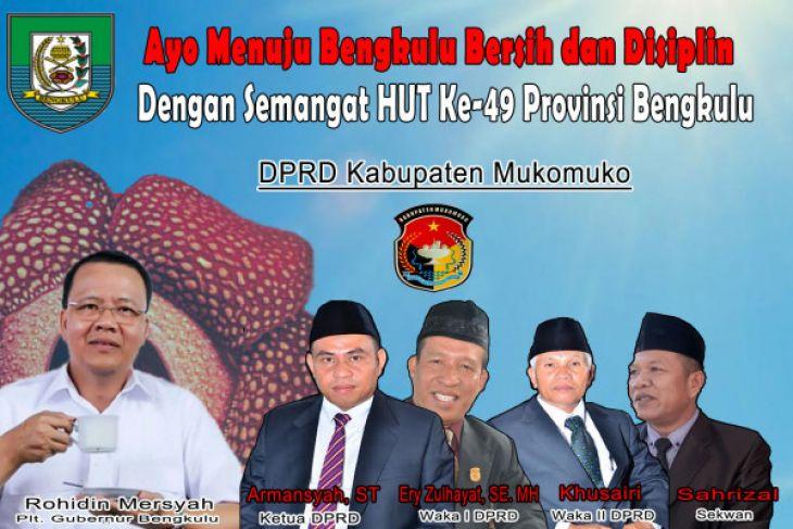 HUT Provinsi Bengkulu
