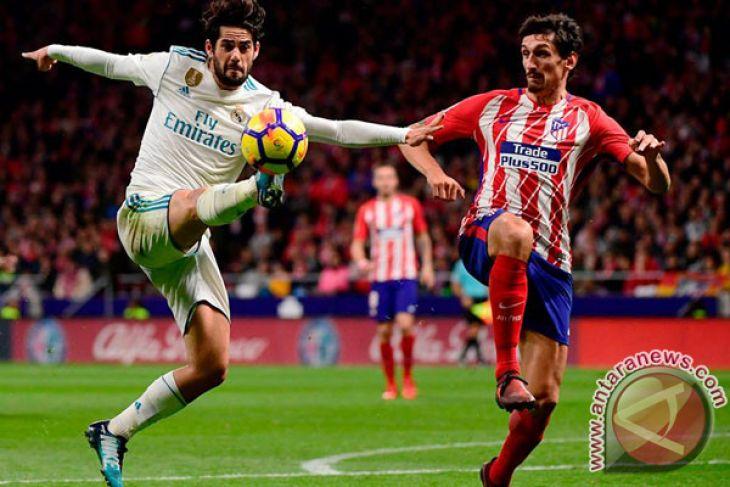Harapan Real Raih Gelar Memudar Setelah Ditahan Imbang Atletico