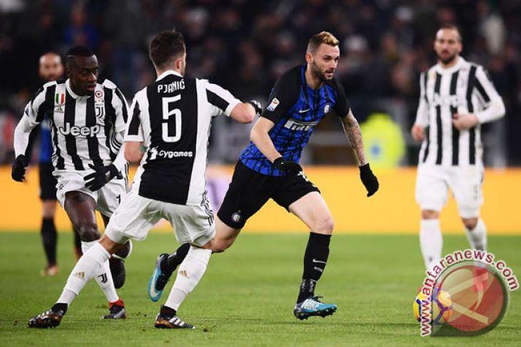 Inter Tahan Juventus Untuk Pertahankan Puncak Klasemen