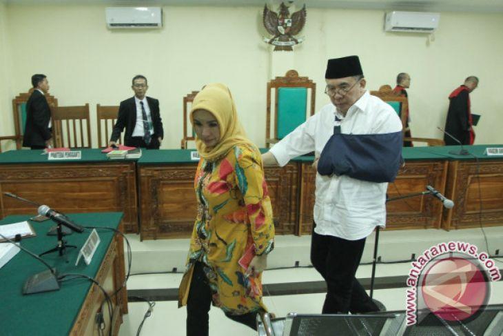 Gubernur Bengkulu nonaktif divonis delapan tahun