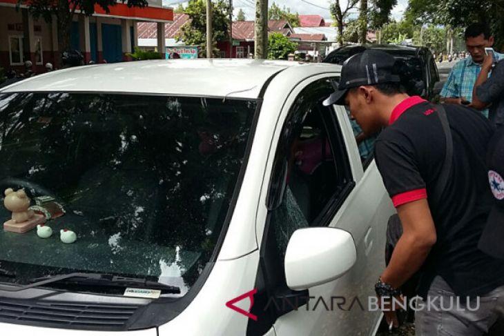 Dosen di Rejang Lebong jadi korban bandit pecah kaca