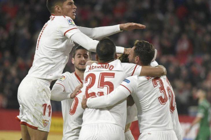 Sevilla mencapai final Piala Raja setelah taklukkan Leganes