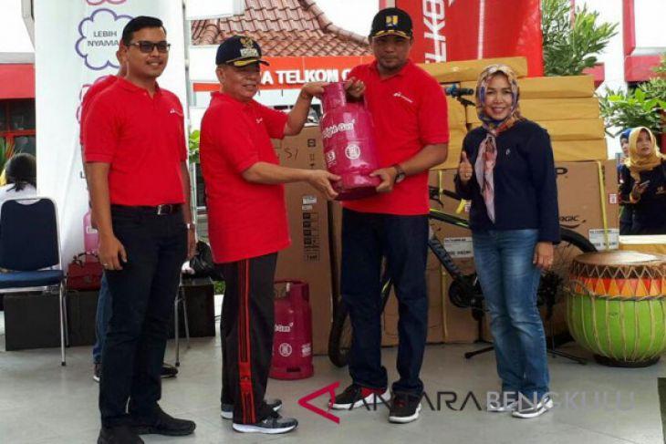 Walikota Bengkulu imbau ASN pakai Bright Gas