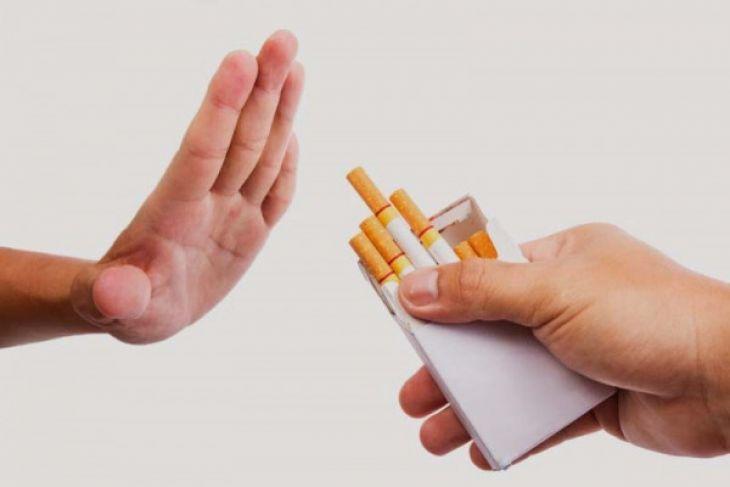 Konsumsi rokok di Indonesia menurun