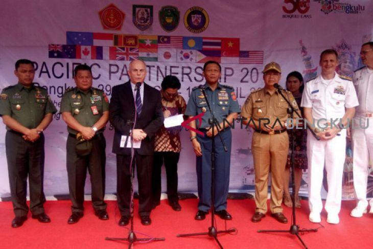 Pemprov Bengkulu apresiasi kegiatan kemitraan pasifik