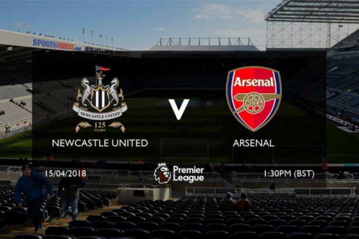 Newcastle bangkit taklukkan Arsenal