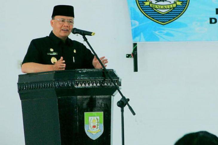 Gubernur Bengkulu terbitkan larangan terima gratifikasi