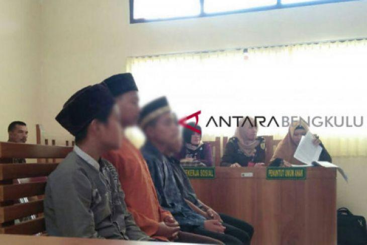 PN Curup bebaskan empat anak terdakwa pembunuhan