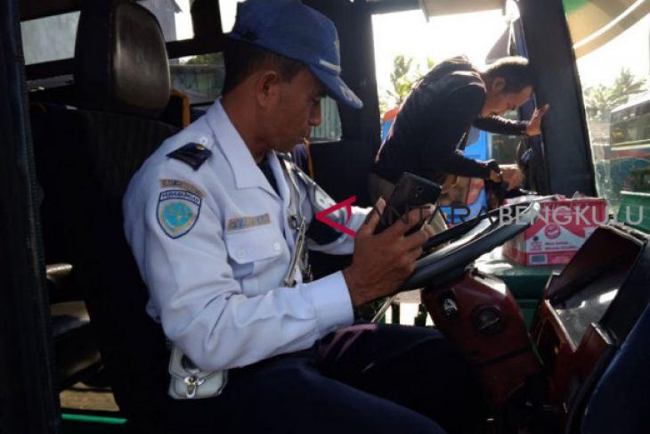 Dinas Perhubungan Bengkulu periksa kelayakan transportasi lebaran