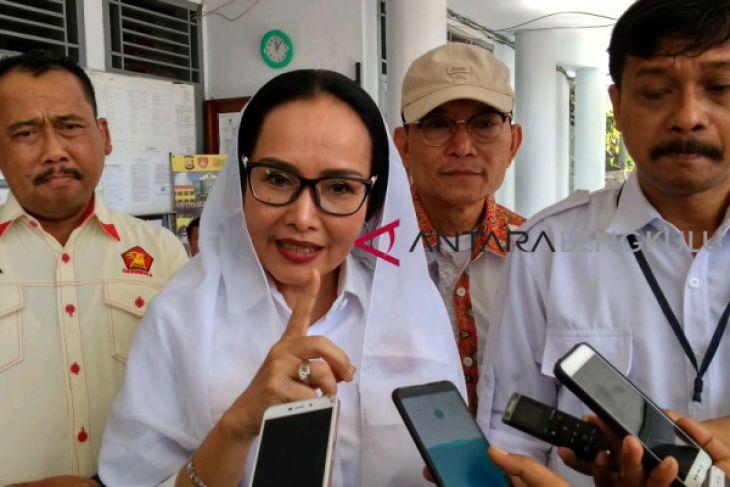 Tim Prabowo-Sandi targetkan 65 persen suara Bengkulu