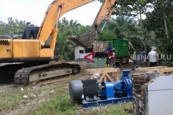 Tambang ilegal kembali beroperasi di kawasan pertanian