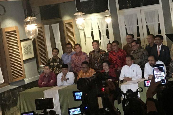 Tiga alasan KH Ma'ruf Amin cawapres Jokowi