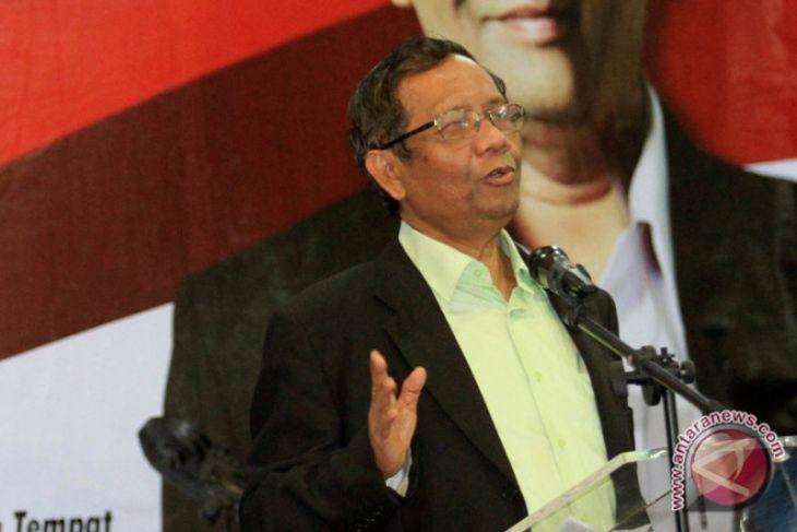 Mahfud: Kaget tapi tidak kecewa, itu wewenangnya Pak Jokowi