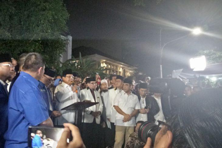 Gerindra tak transparan terkait cawapres Prabowo