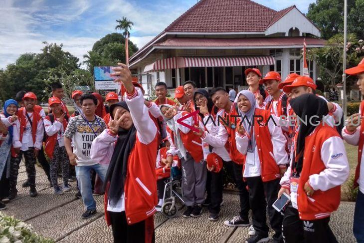 BUMN Hadir - Wisata sejarah Bengkulu sarat edukasi bagi SMN