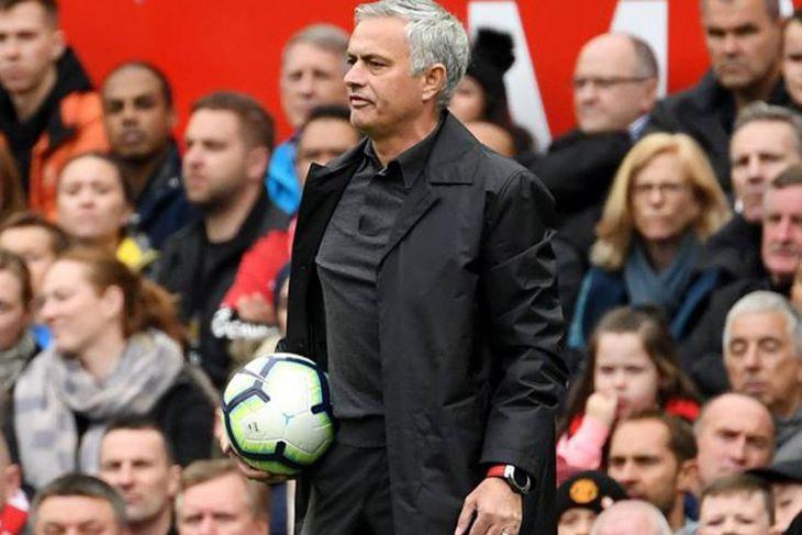Mourinho: Hasil pekan ini lebih kecewa ketimbang dibantai Spurs