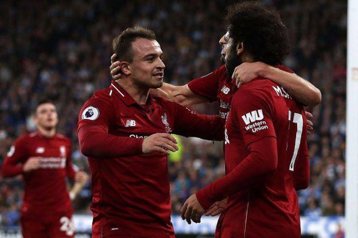 Liverpool 3-1 Burnley !!  tim Juergen Klopp tempel terus Man City