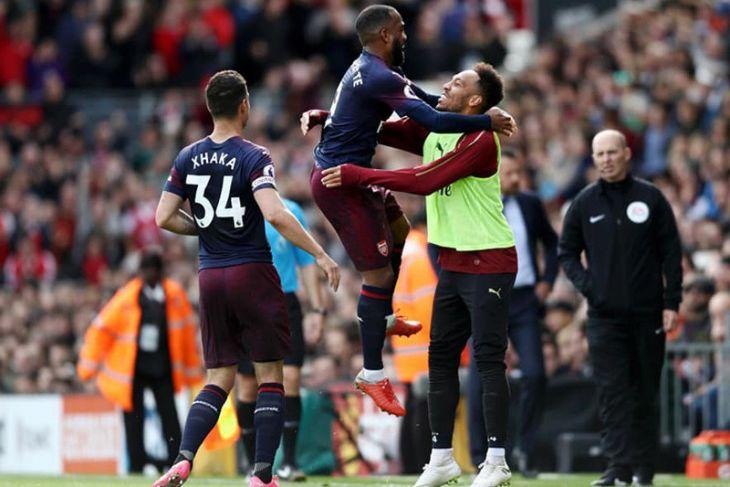 Arsenal bantai Fulham 5-1