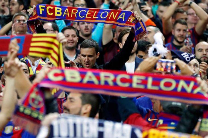 Barca bermain imbang, paceklik kemenangan Liga Spanyol terus berlanjut