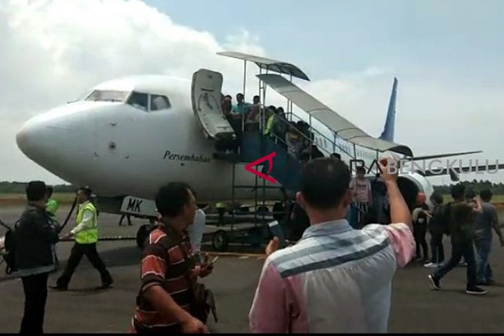 Penumpang Sriwijaya protes pesawat angkut durian